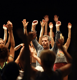 Gaga/people with Ohad Naharin